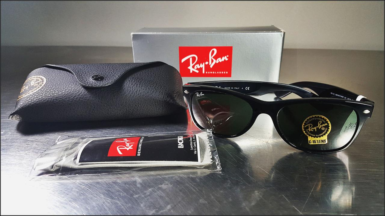 classic ray bans wayfarer  ray ban new wayfarer