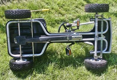 original kettler nitro extreme pedal kettcar ebay. Black Bedroom Furniture Sets. Home Design Ideas