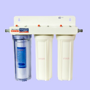 Pond Declorinator Water Filter 3 Stage 10 Filters Ebay