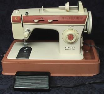singer merritt sewing machine manual