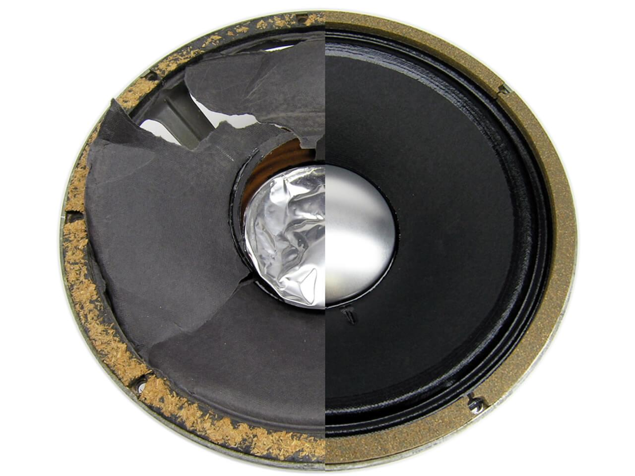 Ss Audio Speaker Repair Recone Kit For Jbl 2206h 12