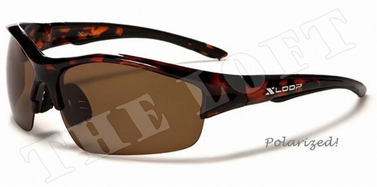 Polarized Sportswrap Style Mens Sunglasses Quality Lens ...