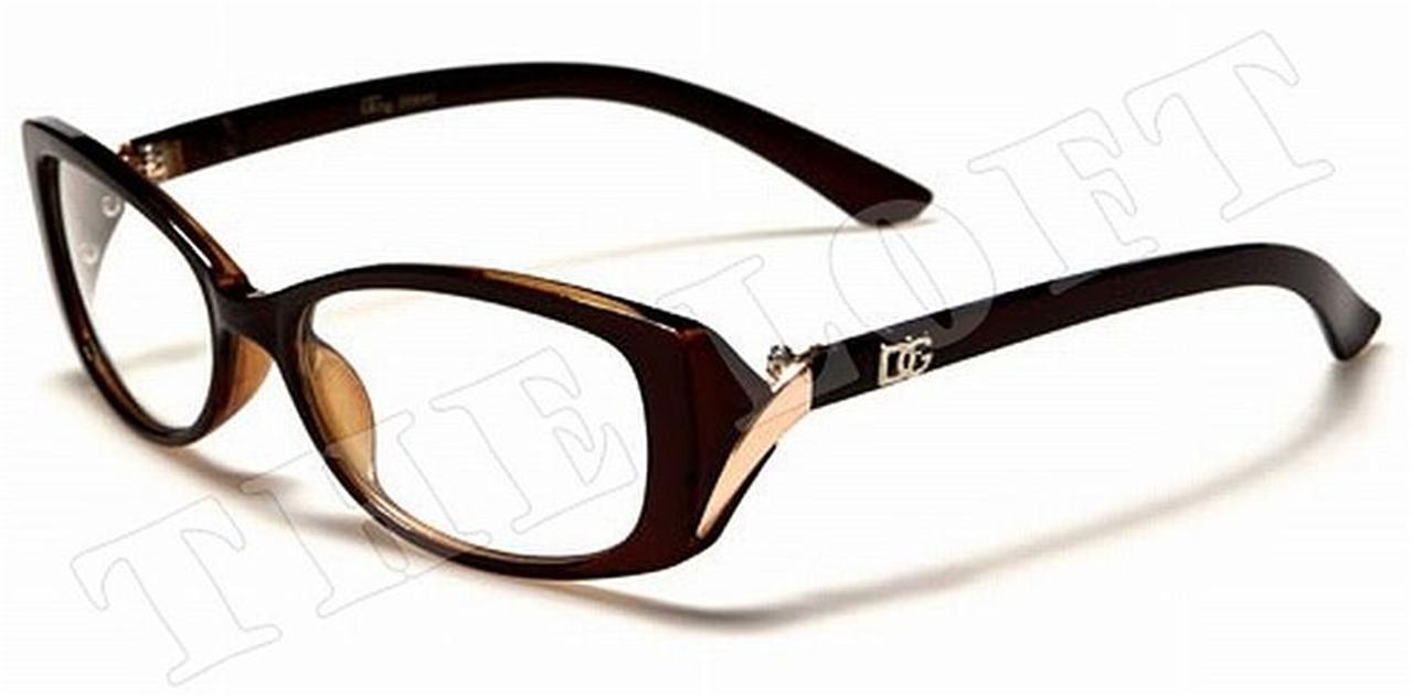 Cute Optical Frames UV400 No Prescription Fun Clear Eye ...