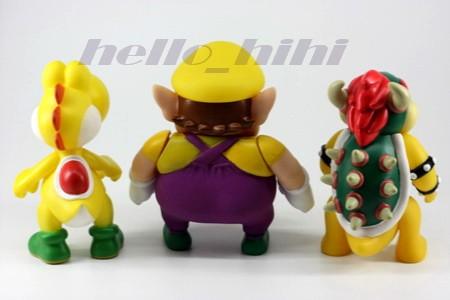 Nintendo Super mario Bros Dx Mini figure mixer 8 pcs