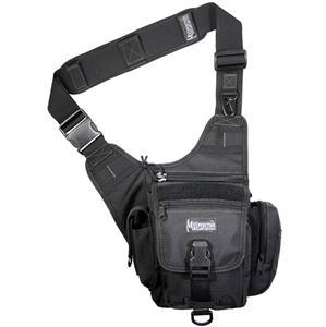 Maxpedition 408B Fatboy Versipack S-Type Bag Black  NEW