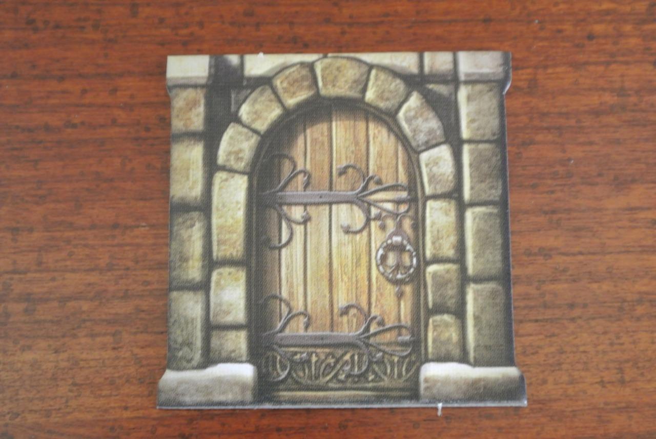 descent journeys in the dark replacement pieces map tiles door