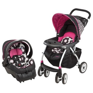 New Evenflo Journey 300 Travel System Marianna Stroller Embrace Car