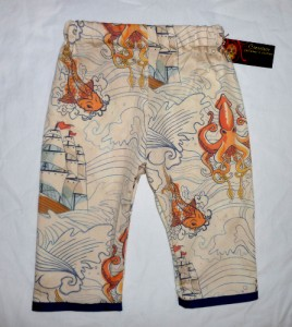 sailor jerry koi fish  New Organic Sailor Seas