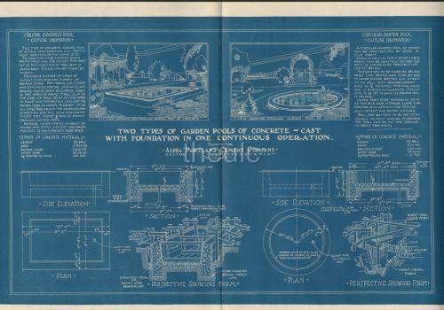 Concrete blueprints for How do you read blueprints
