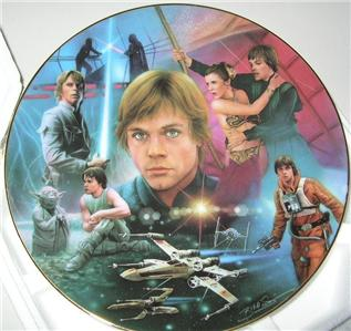 STAR-WARS-LUKE-SKYWALKER-PLATE