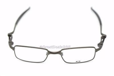 e234e69b55 Oakley Rx Glasses Prescription Frames Coilover 5043-03 Pewter ...