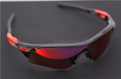 oakley radarlock path red iridium 1ip3  oakley radarlock path red iridium