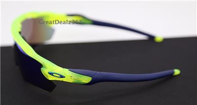 oakley radar earsocks blue