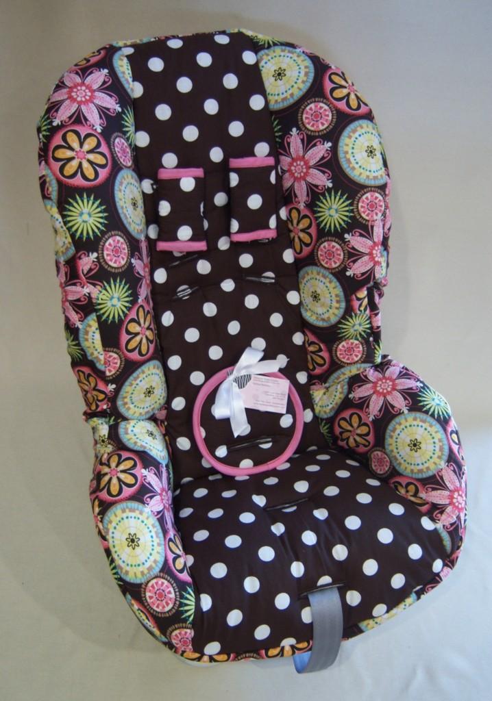 custom made britax marathon car seat cover brand new ebay. Black Bedroom Furniture Sets. Home Design Ideas