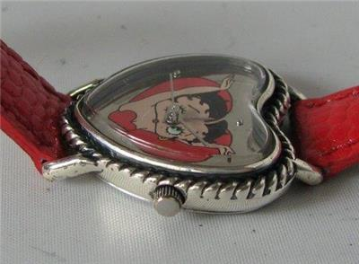 Interesting. Betty boob red watch band was