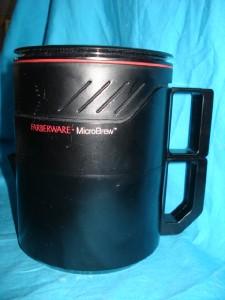 Farberware Coffee Maker Guide : FARBERWARE MICRO-BREW MICROWAVE COFFEE MAKER POT 2 CUP eBay