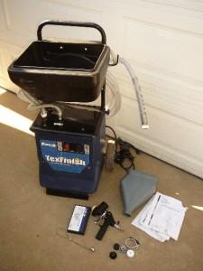graco magnum tex finish interior texture sprayer ebay