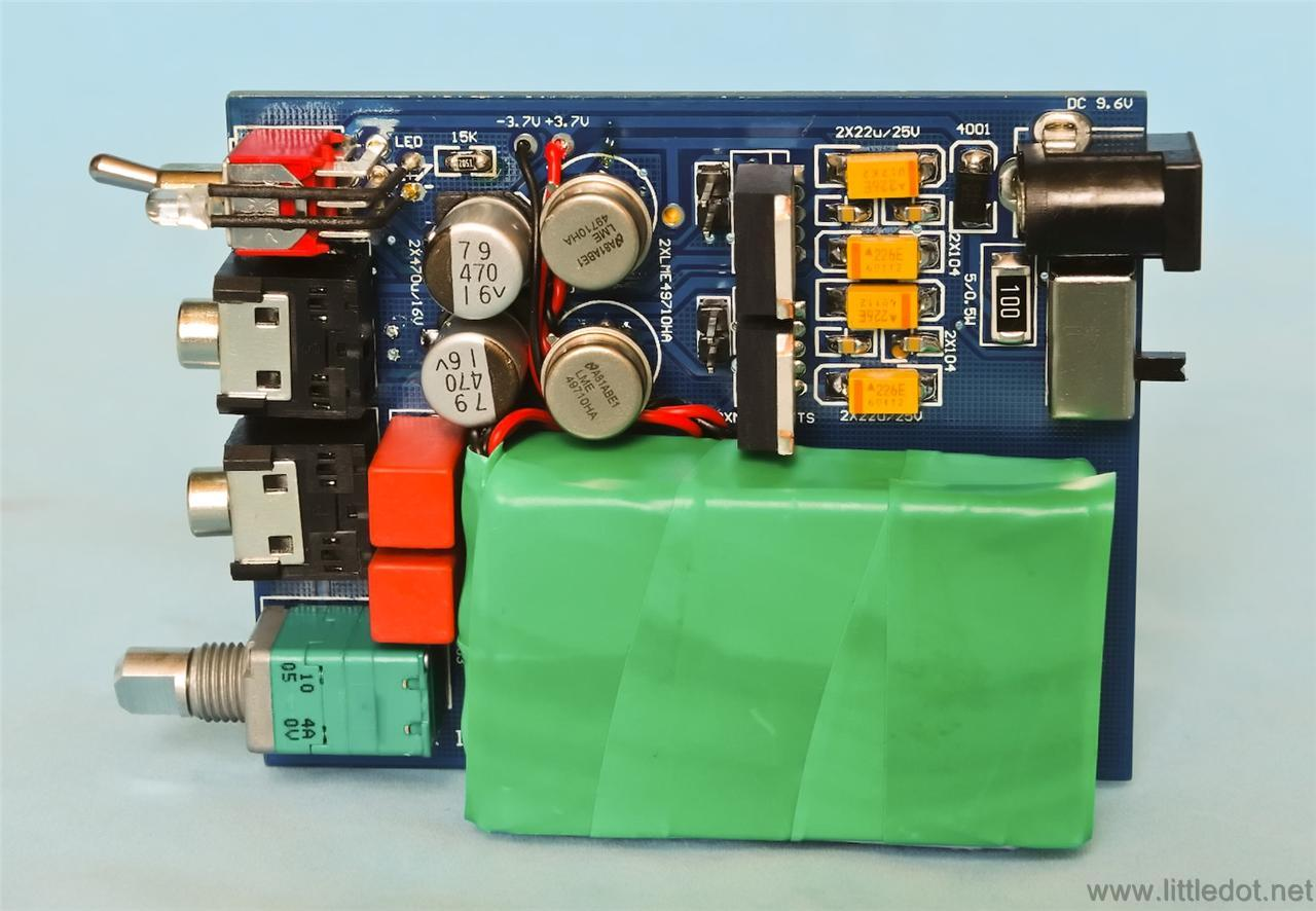 ...offerings in ultra-low distortion circuit components: LME49710HA.