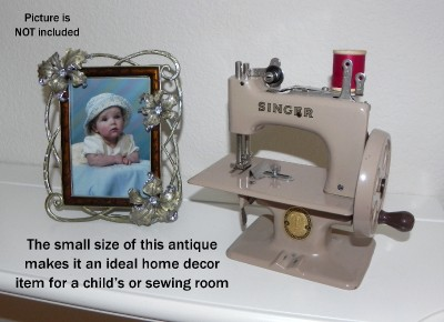 singer ez stitch toy sewing machine instructions