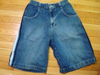 Menu0026#39;s JNCO JEANS Shorts Size 30 blue crown vintage jeans | eBay