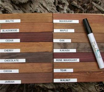 timber touch up repair pen.