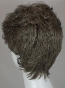 Gray Salt Pepper Short Curly Wig Crystal Wigs Ebay | LONG HAIRSTYLES