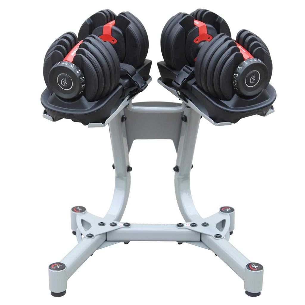Bowflex Adjustable Dumbbells Instructions: DUMBBELL 2 IN 1 STAND HOME GYM EXERCISE WEIGHTS.Suit