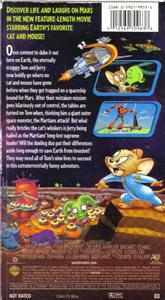 tom and jerry blast off to mars vhs - photo #4