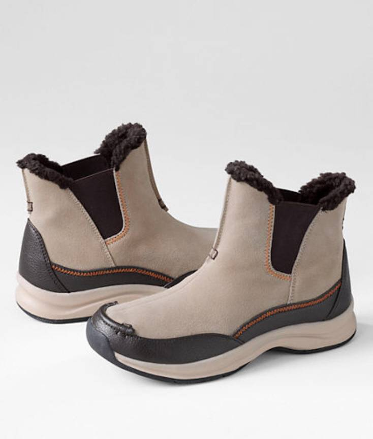 Lands End shoes: good experience?