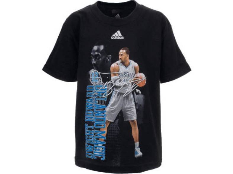 Adidas Orlando Magic Dwight Howard Outerstuff Shirt Youth