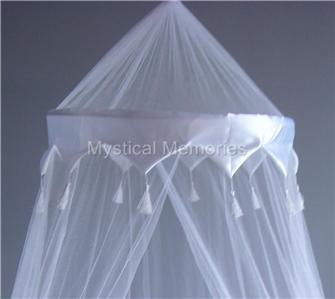 White fly netting