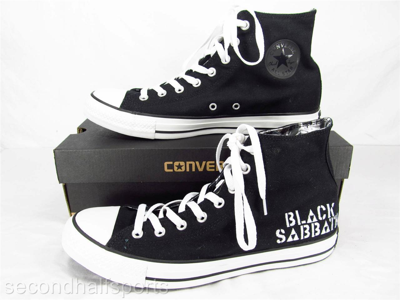converse black sabbath never say die chuck all