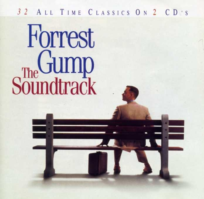 FORREST-GUMP-Soundtrack-2CD-Doors-Joan-Baez-Bob-Dylan-Harry-Nilsson