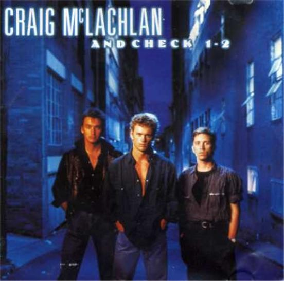 CRAIG-McLACHLAN-Check-1-2-Self-Titled-CD