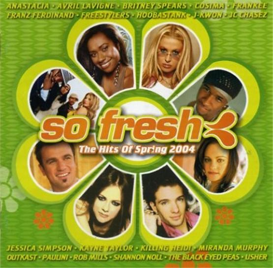 SO-FRESH-Hits-of-Spring-2004-CD-Usher-Outkast-Freestylers-Killing-Heidi-Usher