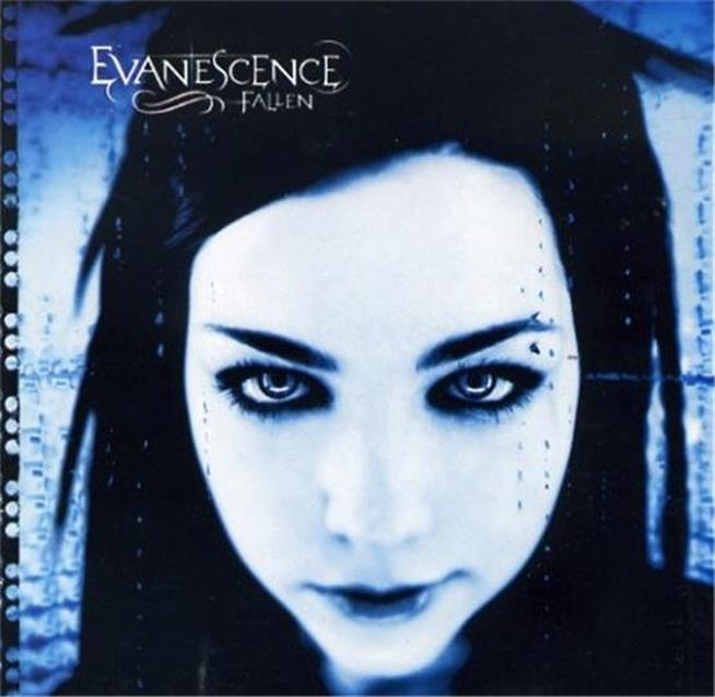 EVANESCENCE-Fallen-CD