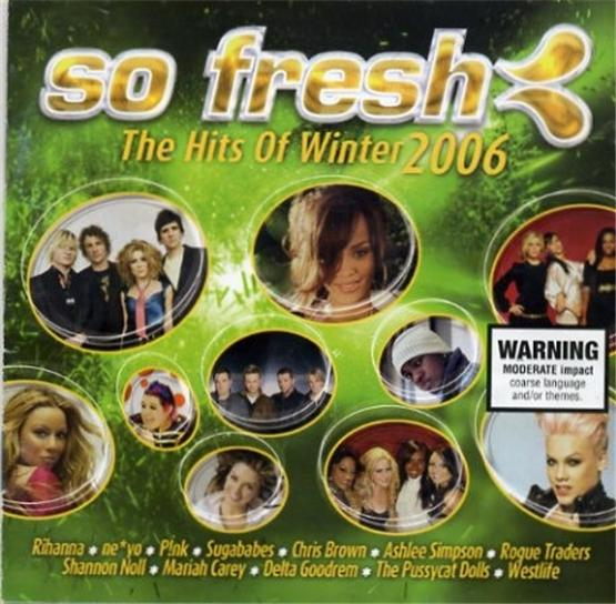 SO-FRESH-Hit-Of-Winter-2006-CD-Pink-Rihanna-Pete-Murray