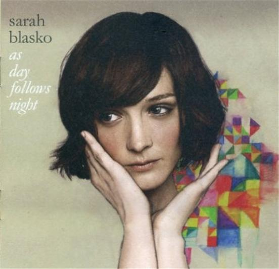 SARAH-BLASKO-As-Day-Follows-Night-CD-Excellent-Condition