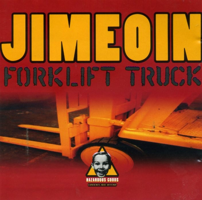 JIMEOIN-Forklift-Truck-CD-Excellent-Condition