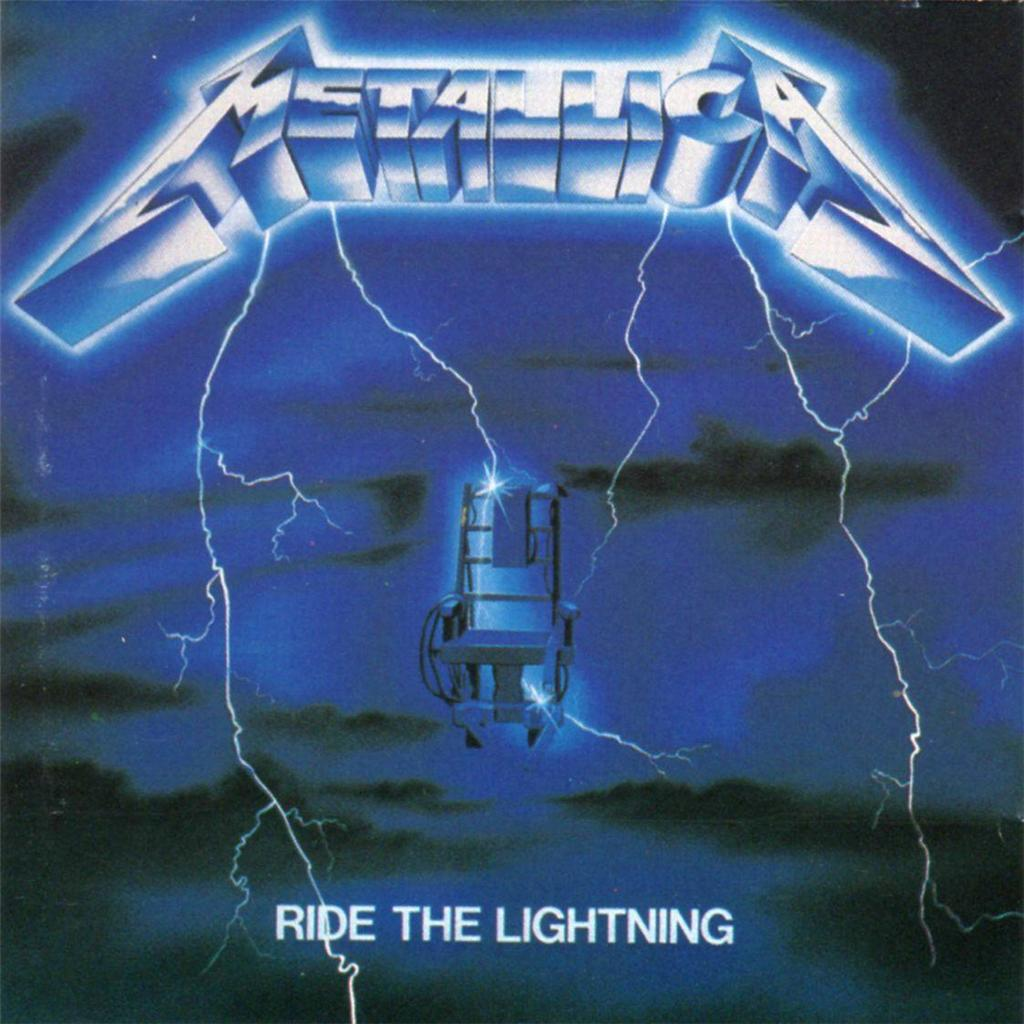 METALLICA-Ride-The-Lightning-CD