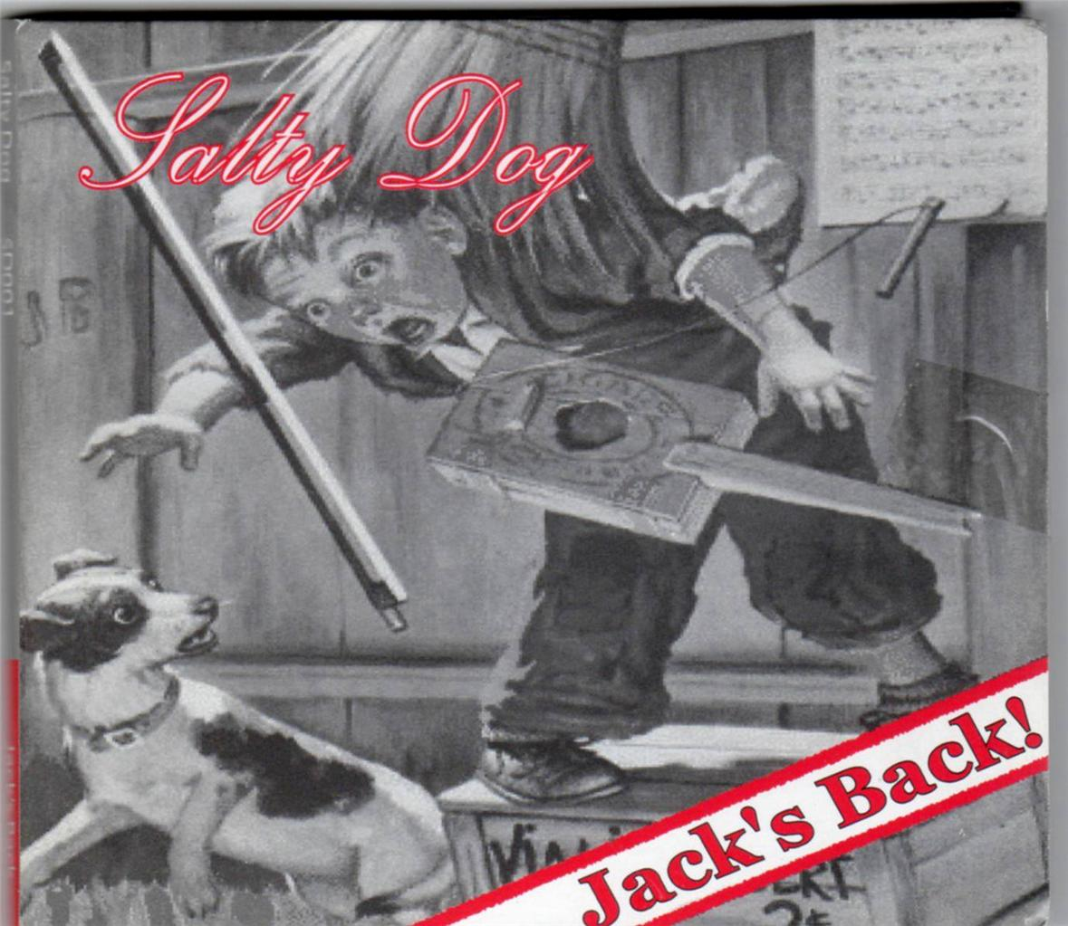 SALTY-DOG-Jacks-Back-CD-Excellent-Condition