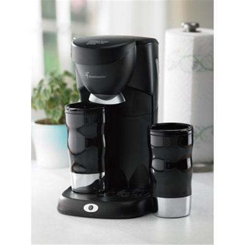 Coffee Maker For Travel Mug : New Toastmaster Travel Mug Coffee Maker TM2TMB eBay