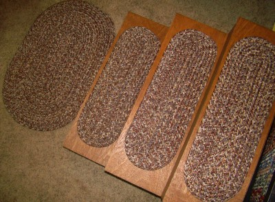 Carpet Stair Treads Home Depot Best Design And