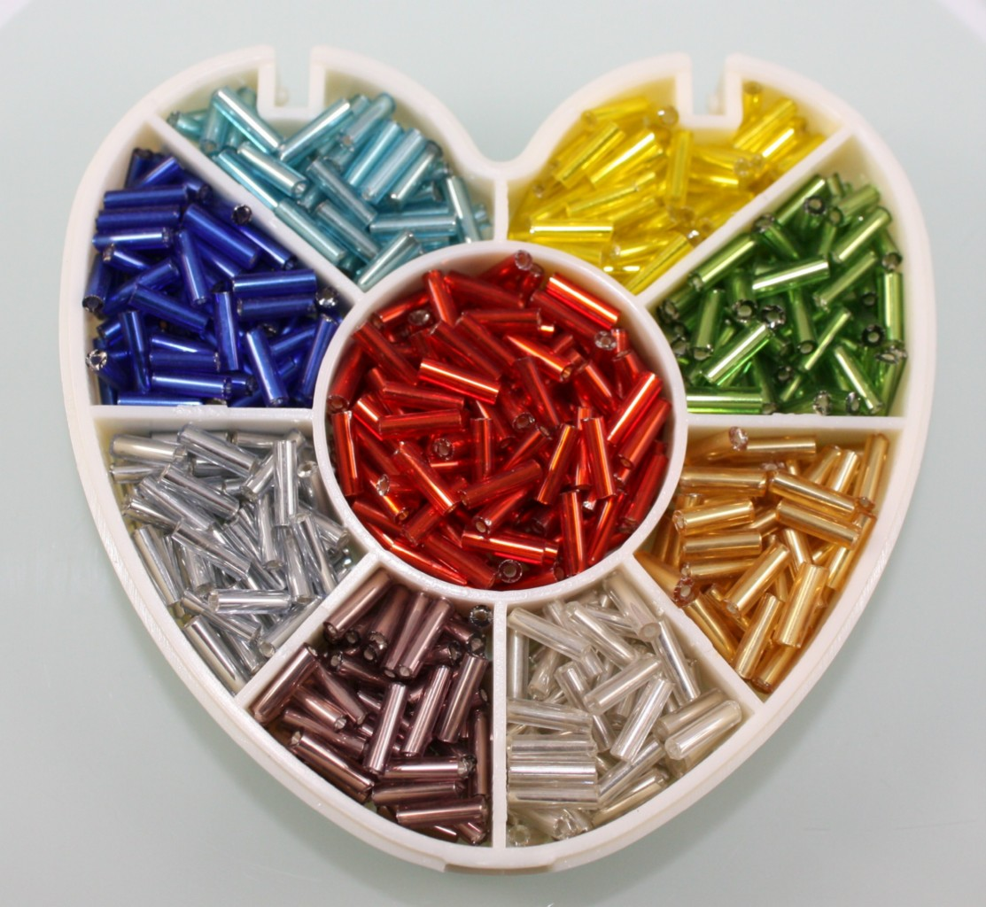 color beads trends pin bgl pinterest bugle miyuki mix hautehobby arabian night