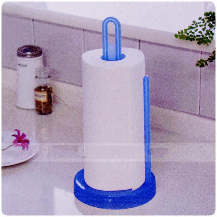 1pc x japan iji plastic paper towel holder kitchen paper towel rack new ebay. Black Bedroom Furniture Sets. Home Design Ideas