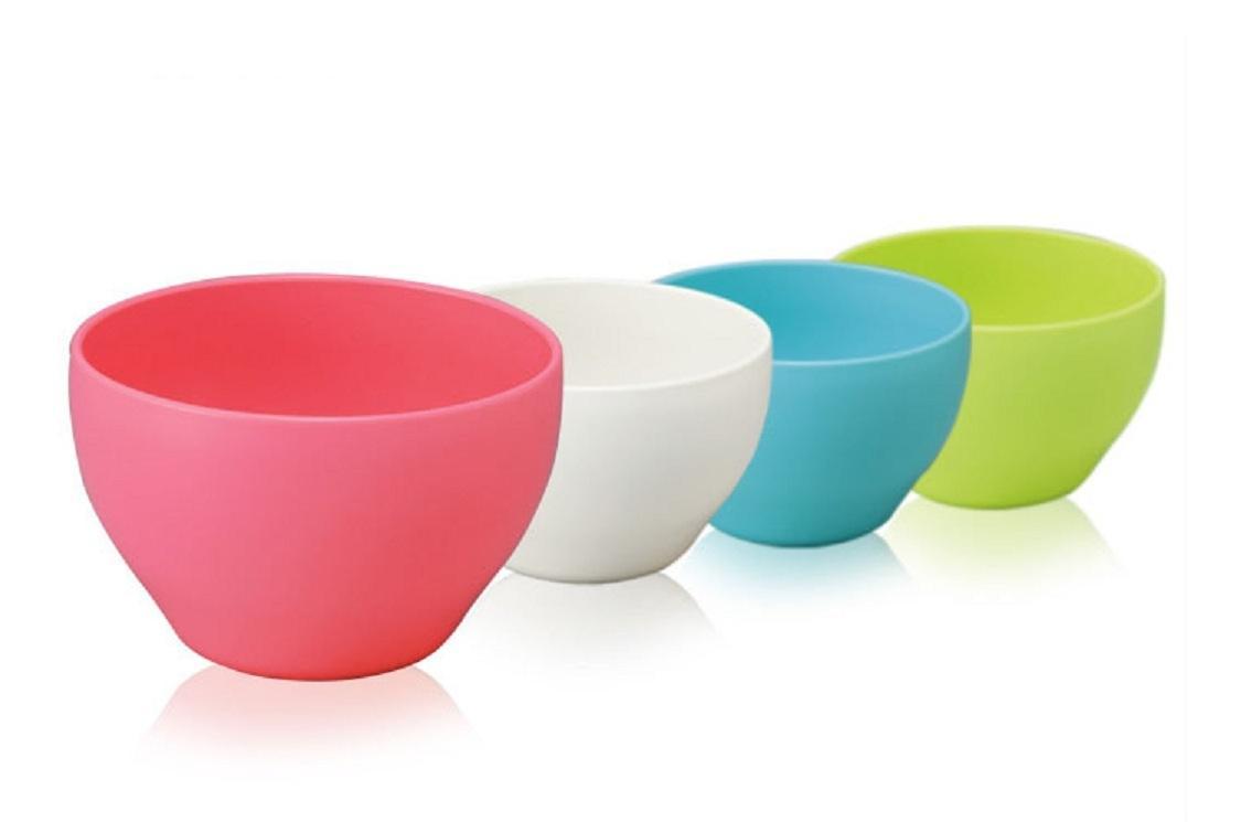 1pc x Japan Inomata Plastic Bowl Rice Bowl Fruit Bowl Soup ...