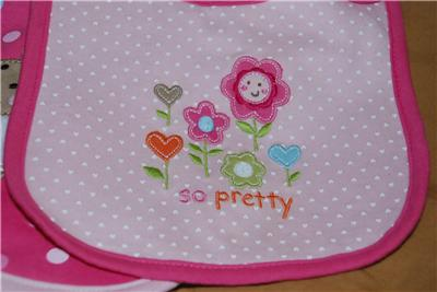 Lamb Baby Room on Carter S Baby Bibs Grandma Makes Me Smile Lamb Pretty   Ebay