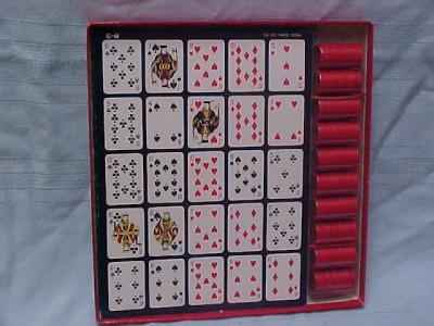 Keno game board