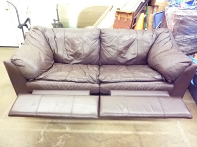 100 klaussner leather sofa klaussner leather ottoman l460 t