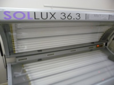 Sollux Tanning Bed